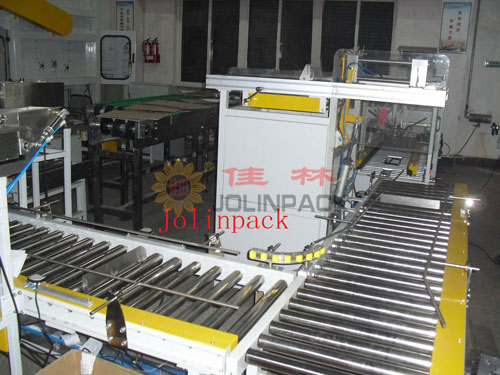 Auto partition implantation machine