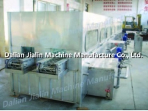 High temperature washing&drying machine