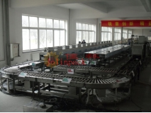 Auto rice making line